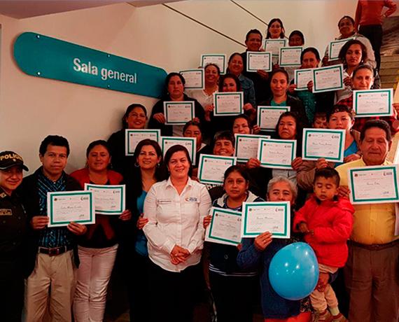 Fonvivienda – Taller de líderes comunitarios 2017