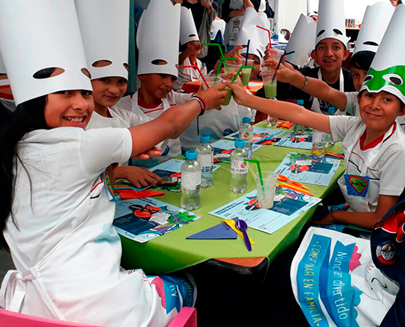 Unidos por Niños Saludables – Día del Chef – 2017