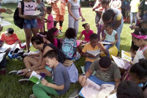 Ludoteca Naves Carrusel de Sueños de Bugalagrande / Encuentro con familias en Ludoteca Naves Carrusel de Sueños de Bugalagrande