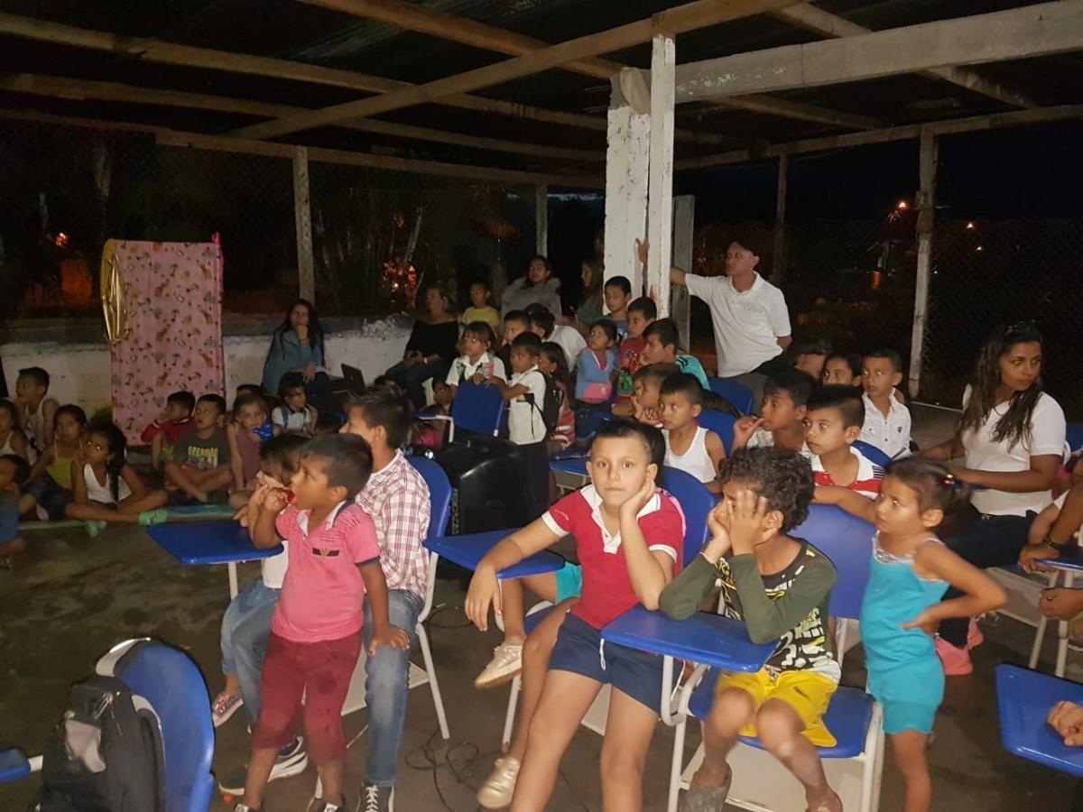 Toma de cuadra en San Vicente del Caguán