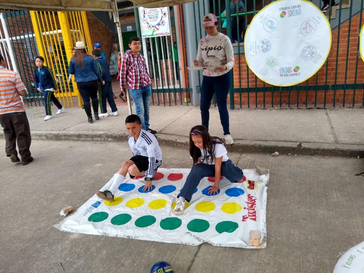 Unidos por Niños Saludables Cajicá