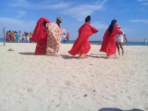 Ludoteca Étnica en Manaure