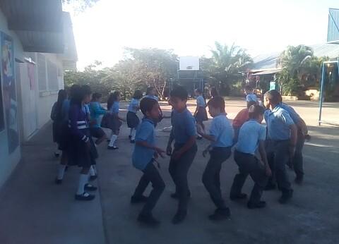 Encuentros saludables en San Vicente del Caguán