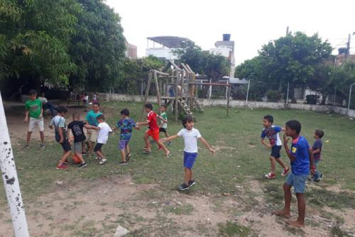 Recreación en Ludoteca Naves Valledupar