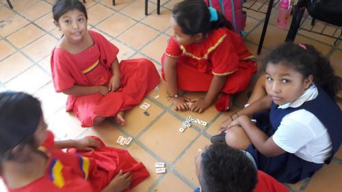 Juego en el Aula, Manaure La Guajira