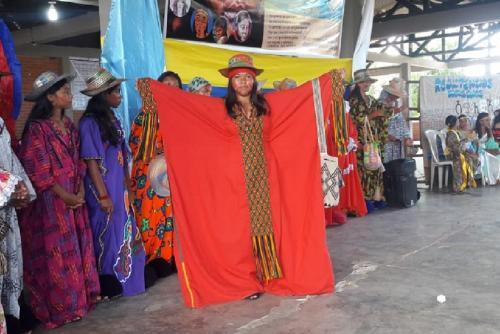 Semana cultural en Manaure