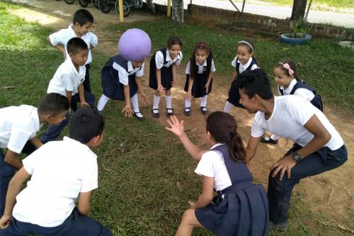 Encuentro de Juego en San Vicente del Caguán