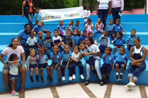 Niñas y niños de San Andrés visitaron la Casa Museo / Niñas y niños de San Andrés visitaron la Casa Museo para aprender más de su cultura